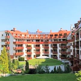 Budakeszi Öko-lakópark - 3 szobás panorámás lakás