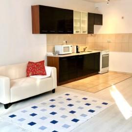 Mór utca - 1 + 2 fél szobás bútorozott modern lakás kiadó