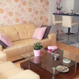 Zuglói gyöngyszem - 2 szobás modern bútorozott lakás kiadó