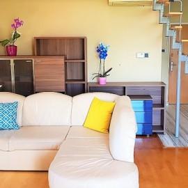 2 szobás galériás kiadó lakás Zugló zöldövezeti részén