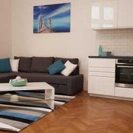 Kiadó modern lakás a Zichy Jenő utcában