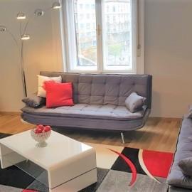 3 szobás, stílusos lakás kiadó a Rákóczi úton
